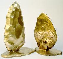 Flint II - Right Bronze By Joy Godfrey