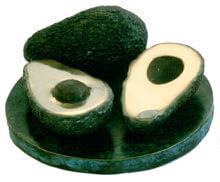 Avocados Bronze By Joy Godfrey
